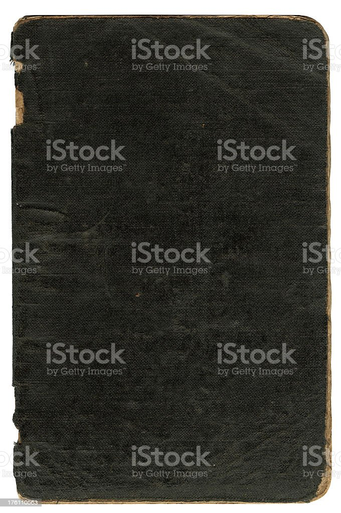Vintage Notebook stock photo
