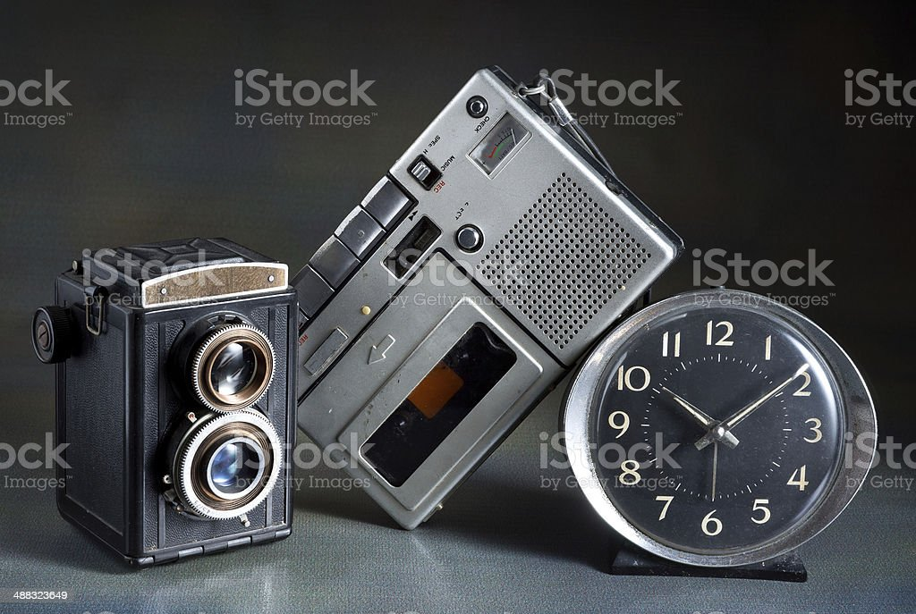vintage object royalty-free stock photo