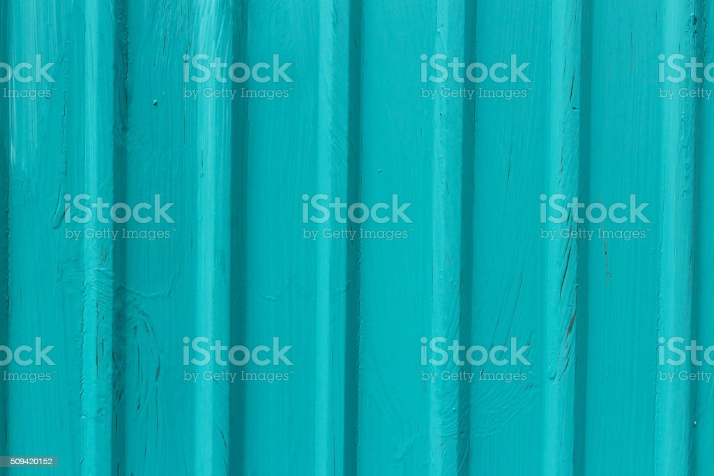 Vintage painted corrugated ironl for backgroung stock photo