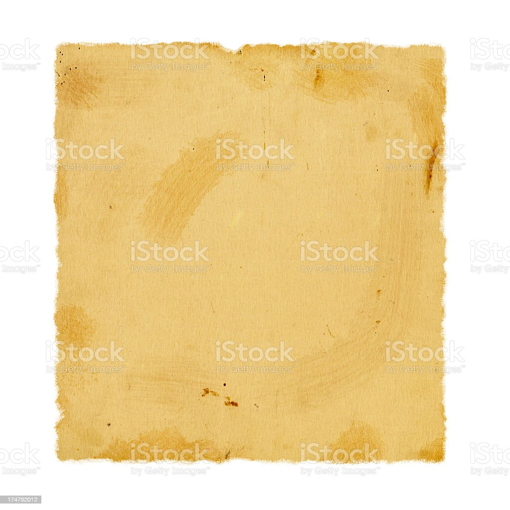 Vintage Paper Background (XL) royalty-free stock photo