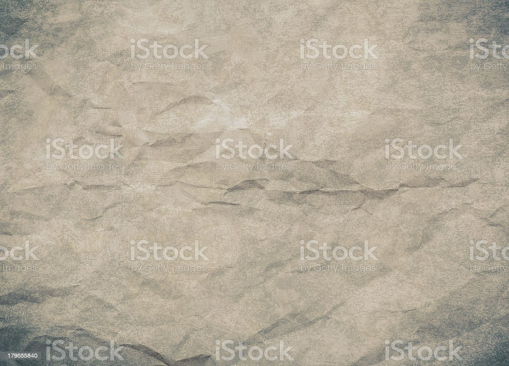 Vintage paper texture for background royalty-free stock photo