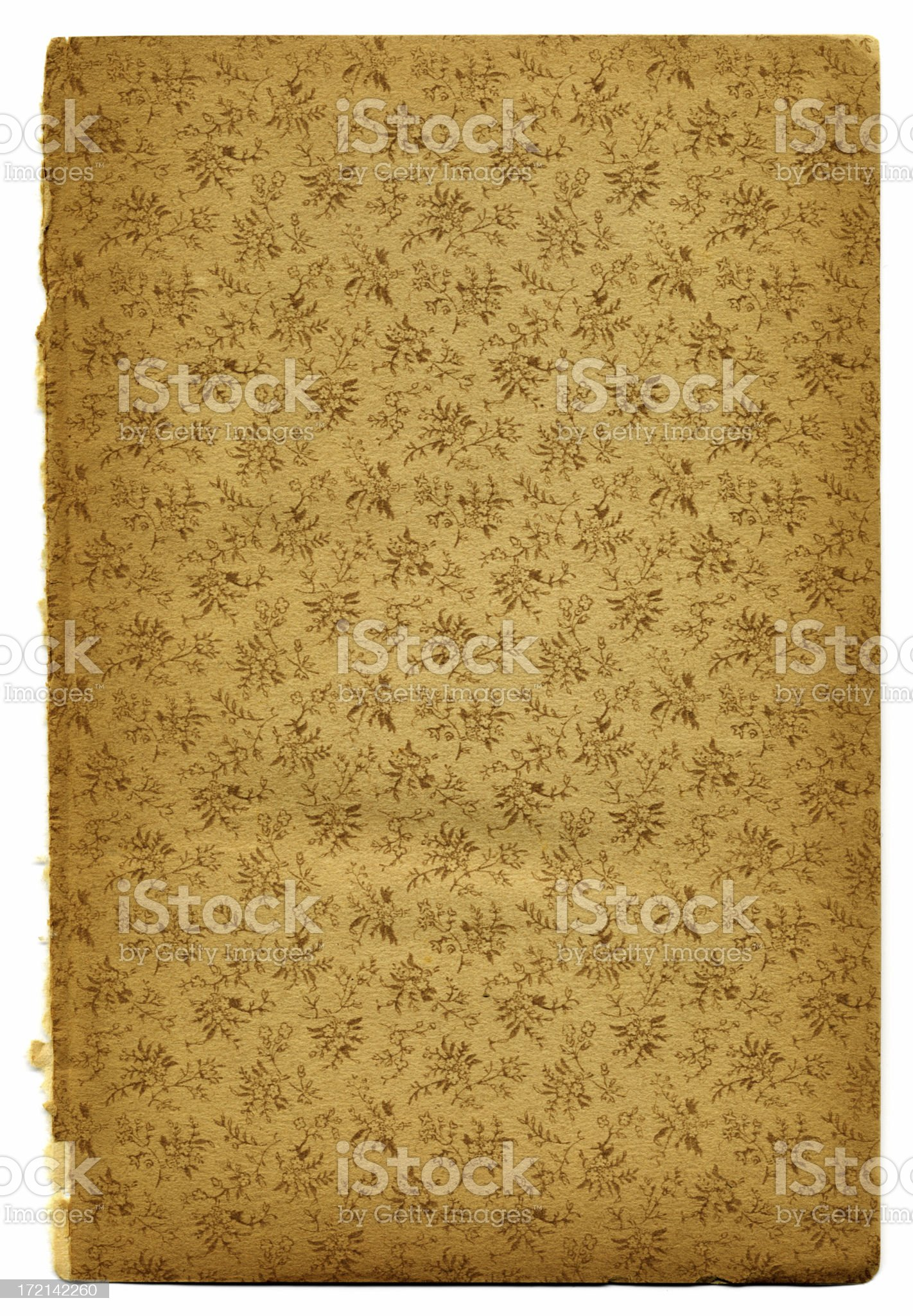 Vintage Pattern (High Res) royalty-free stock photo