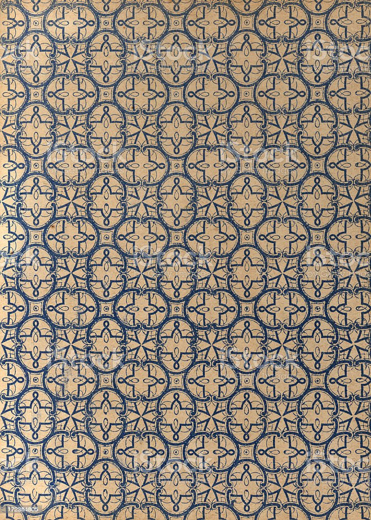 vintage pattern royalty-free stock photo