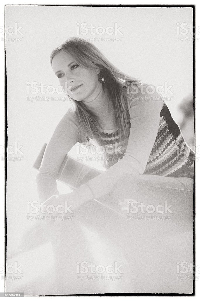 Vintage photograph royalty-free stock photo
