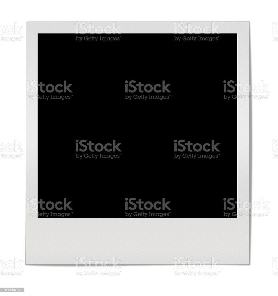 vintage picture frame royalty-free stock vector art