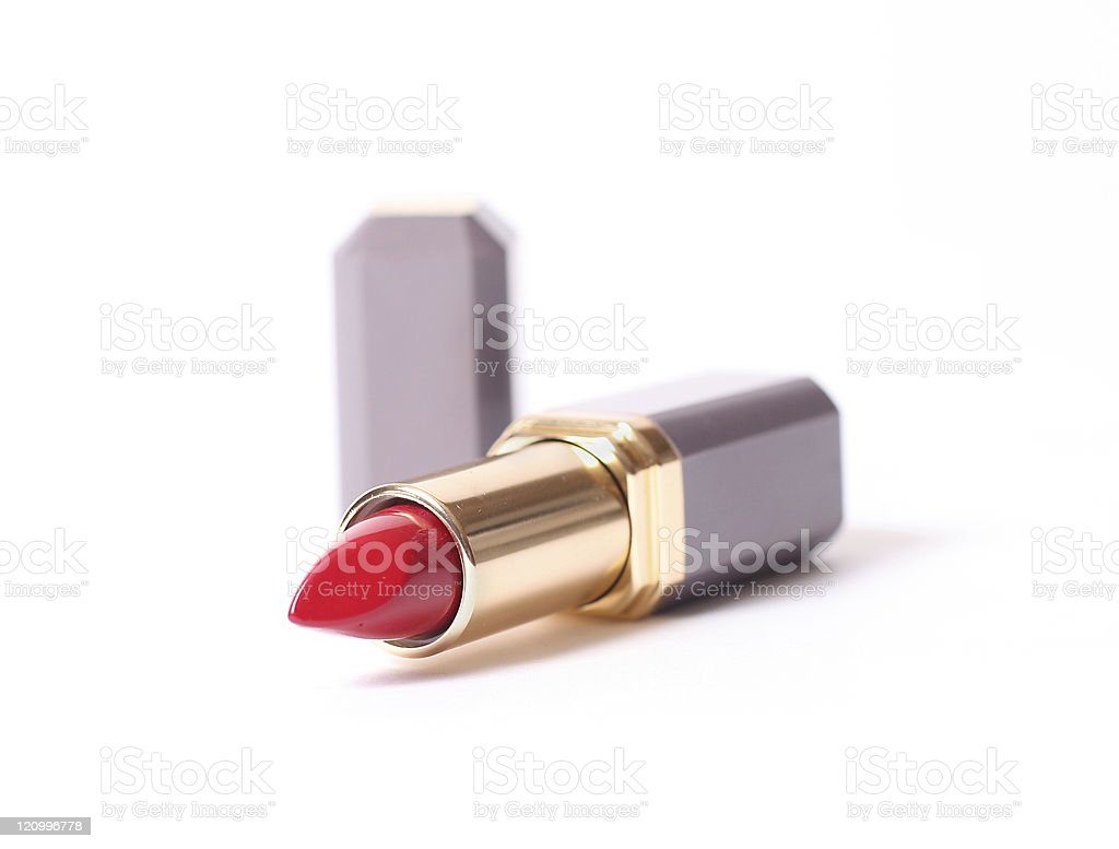 Vintage Red stock photo