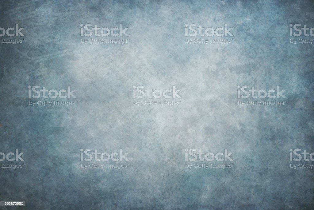 Vintage retro grungy background texture with frame. vector art illustration