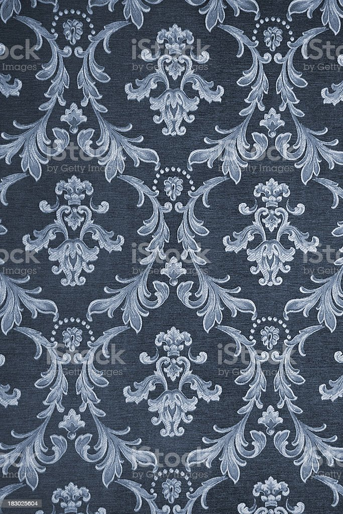 Vintage Retro Wallpaper stock photo