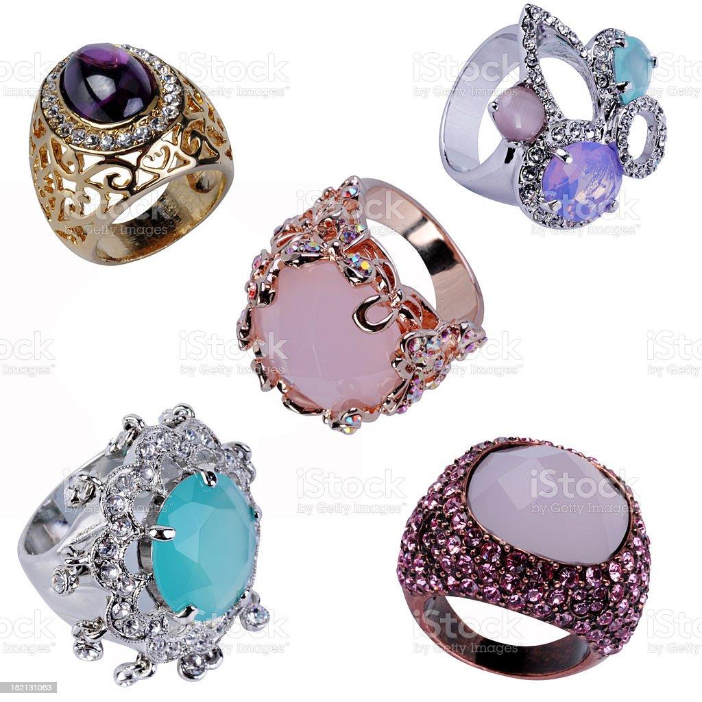 Vintage Ring royalty-free stock photo