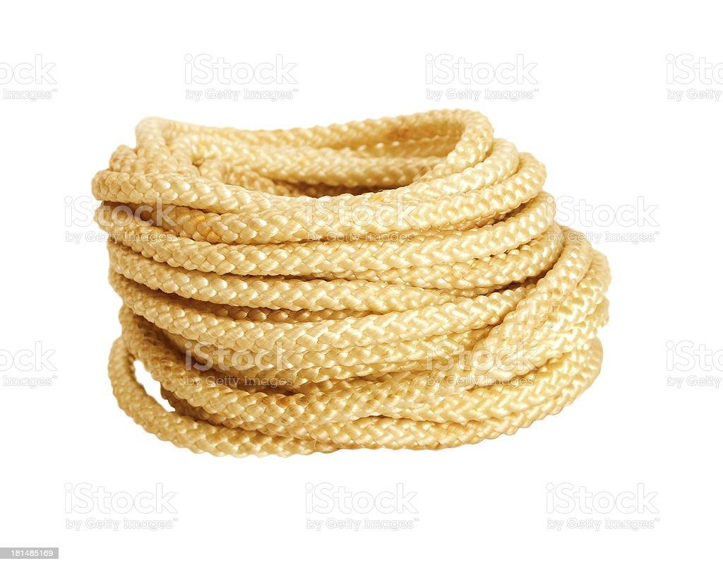 Vintage rope royalty-free stock photo