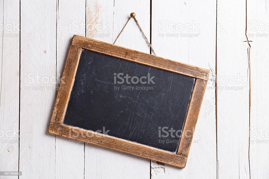 Vintage Schiefer Kreide board – Foto