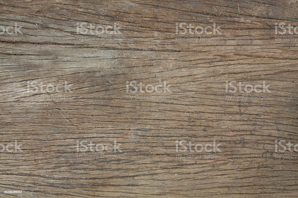 Vintage stained wooden wall stock photo