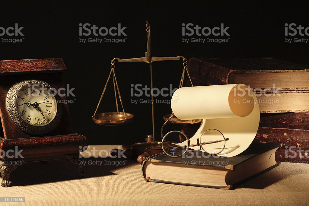 Vintage Still Life royalty-free stock photo