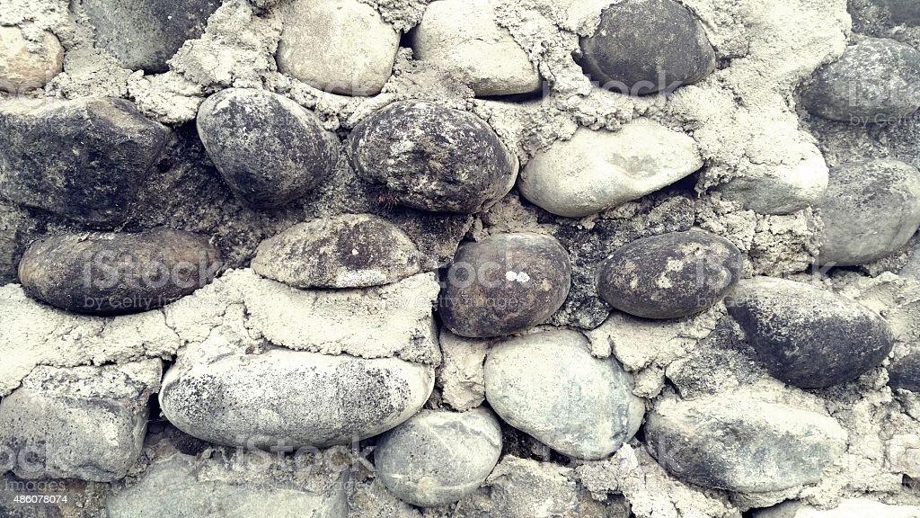 Vintage stone background stock photo
