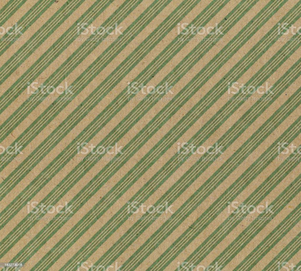 vintage striped paper vector art illustration