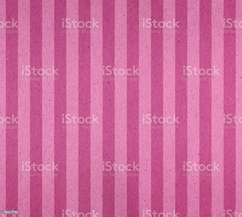 vintage striped paper stock photo