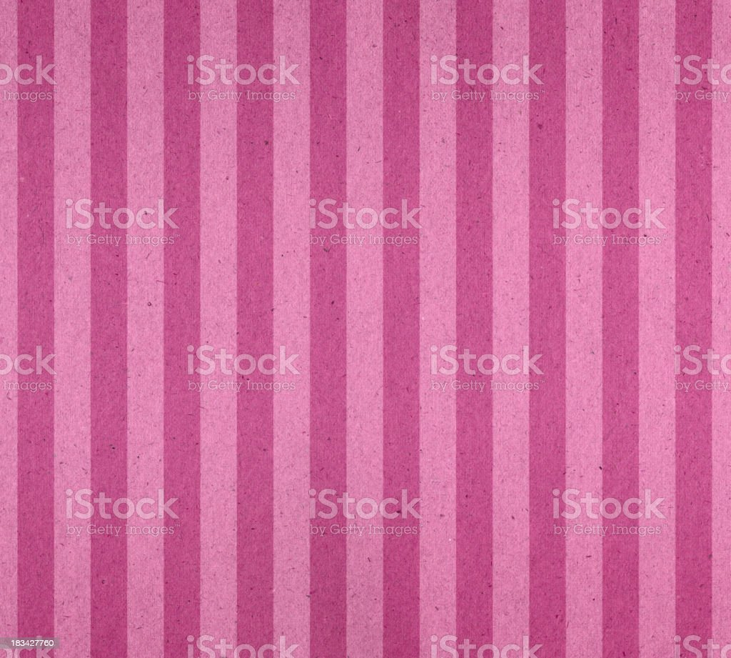 vintage striped paper stock photo