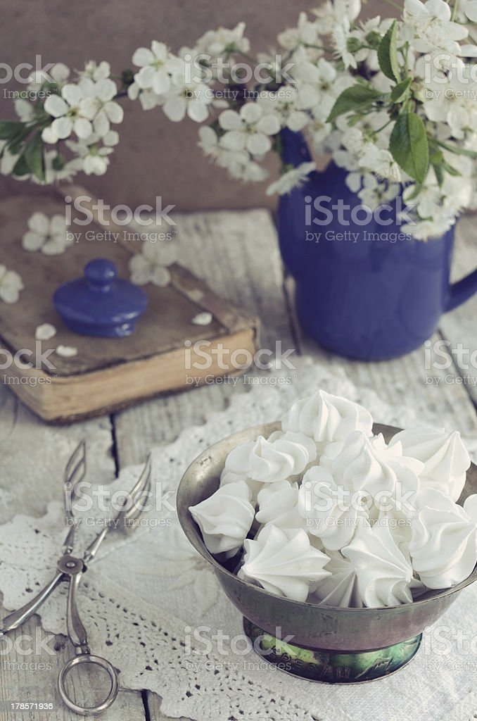 Vintage style decoration royalty-free stock photo