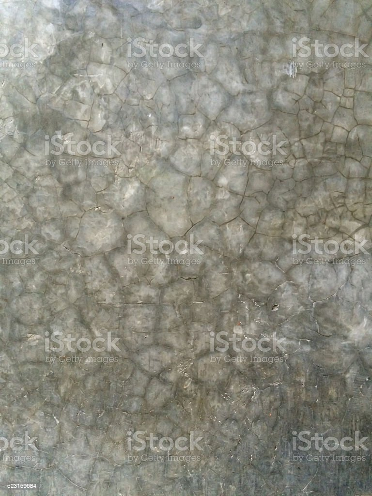 vintage style of Polished concrete surfaces stock photo