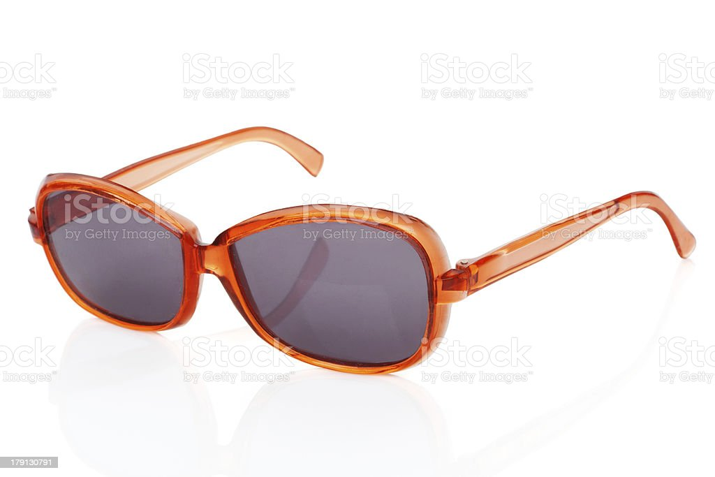 Vintage sunglasses. royalty-free stock photo