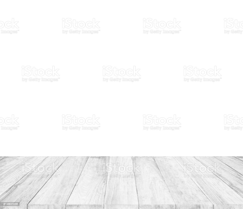 White wooden table texture - Vintage Surface White Wood Table And Rustic Grain Texture Background Close Up Of Dark Rustic