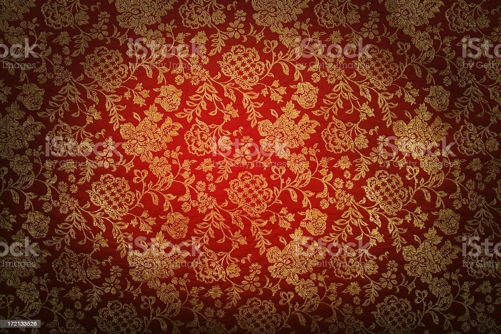 Vintage Tapestry stock photo