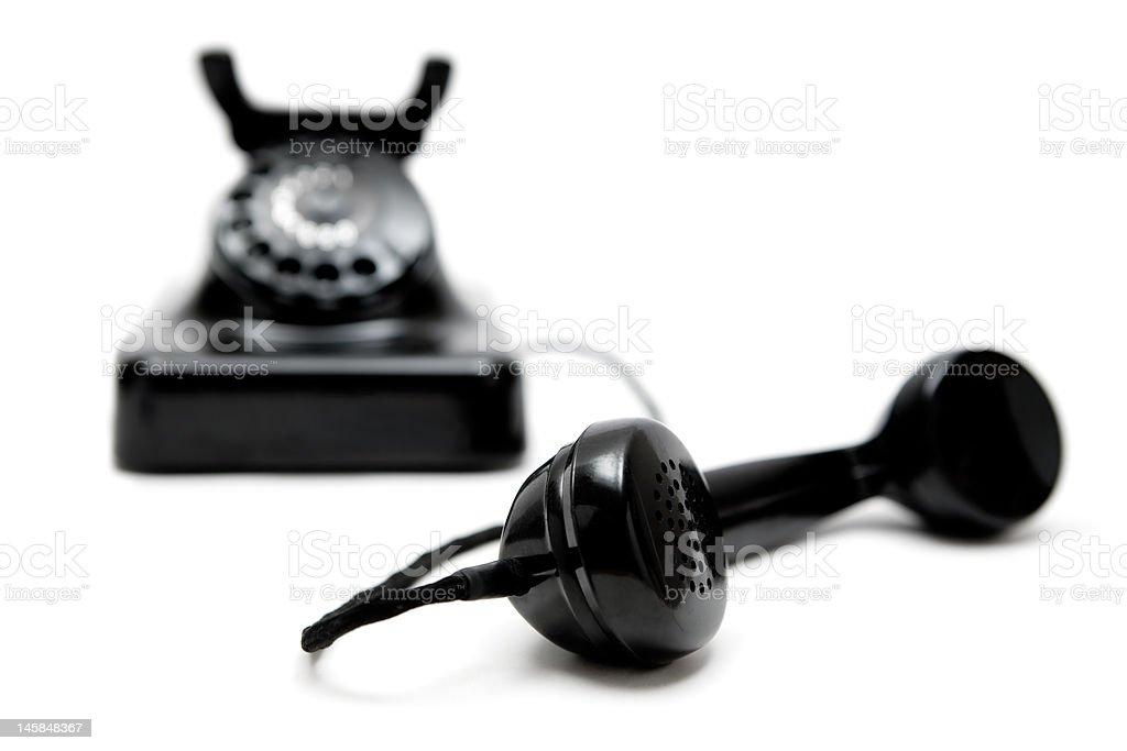 Vintage Telephone royalty-free stock photo