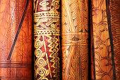 Vintage Tribal Art