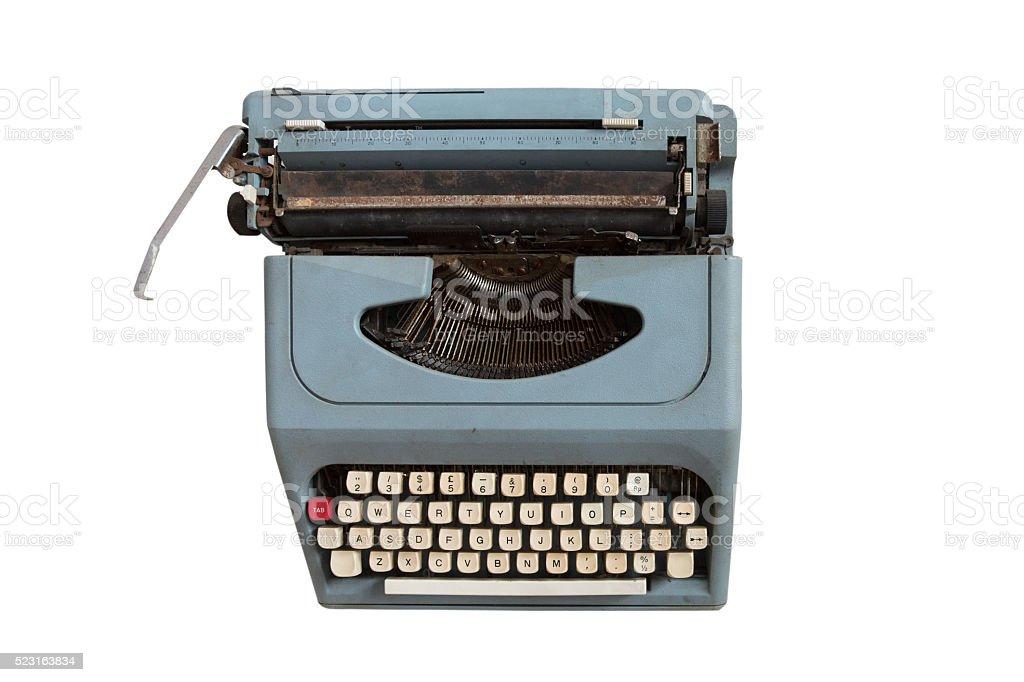Vintage Typewrite stock photo