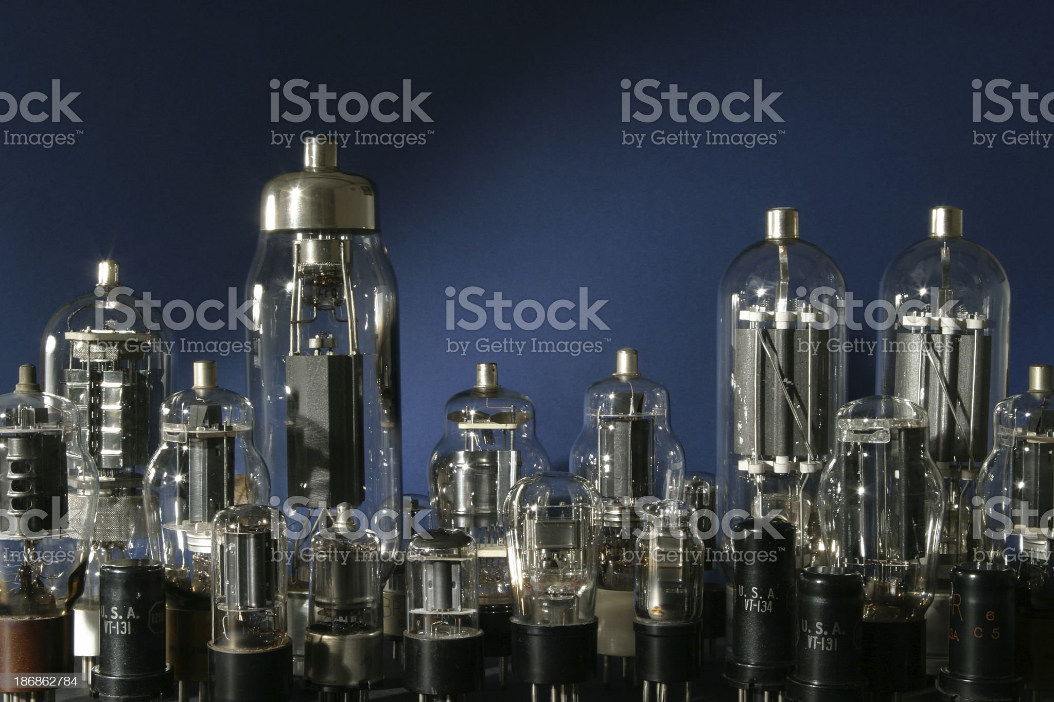 Vintage valve city royalty-free stock photo