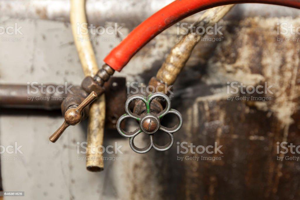 Vintage Valves stock photo 646361626   iStock