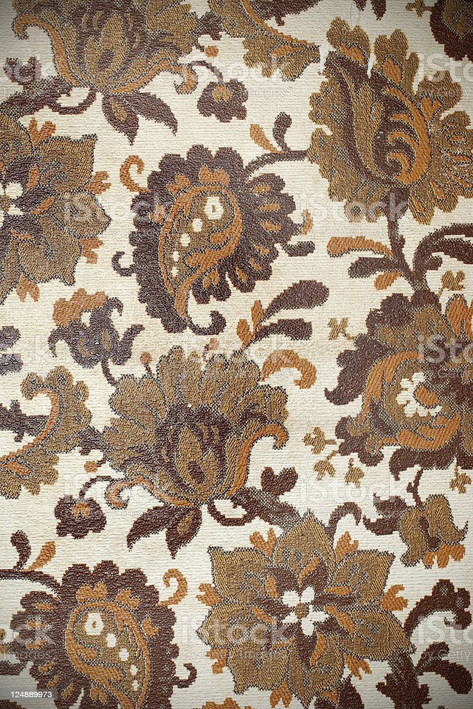 Vintage wallpaper background texture royalty-free stock photo