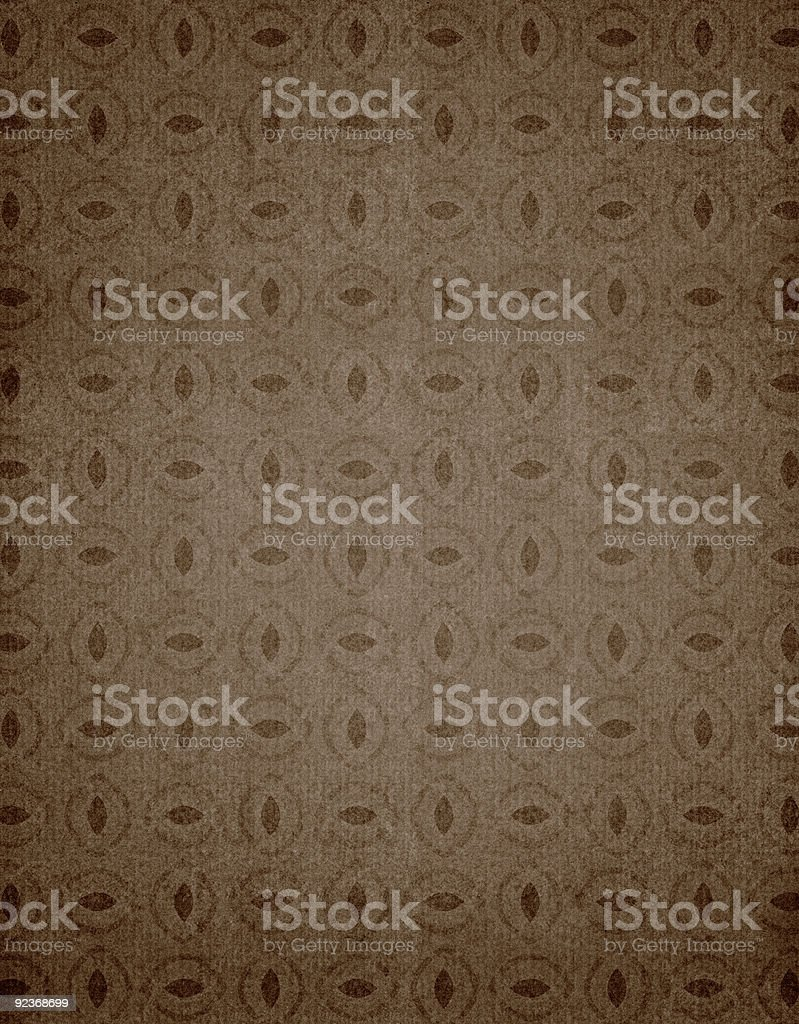 vintage wallpaper royalty-free stock photo