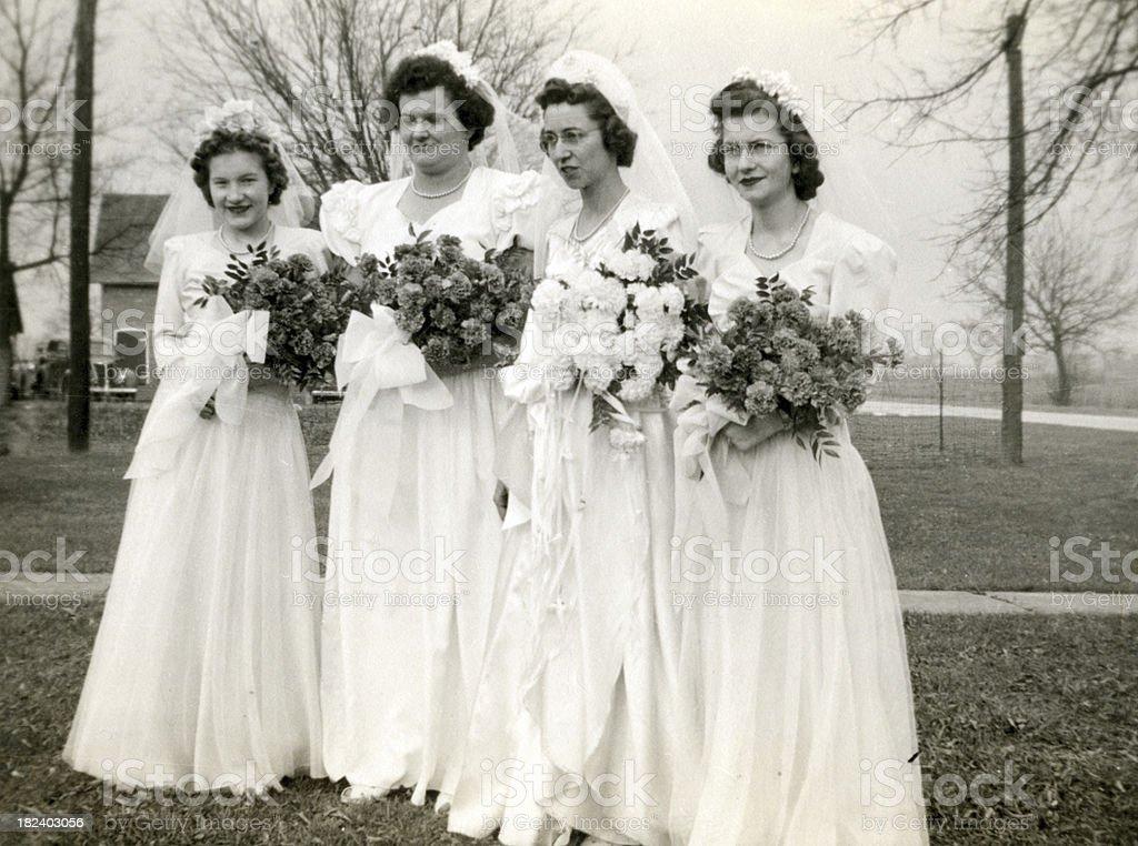 Vintage Wedding ...VIEW SIMILAR IMAGES royalty-free stock photo