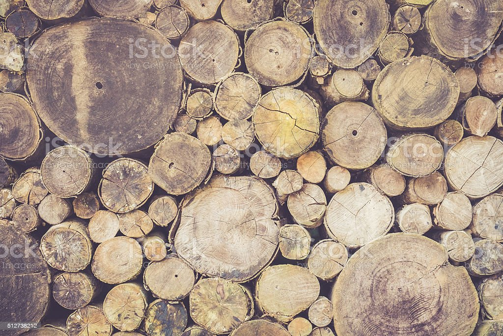 Vintage wood background with peeling paint/retro filter stock photo