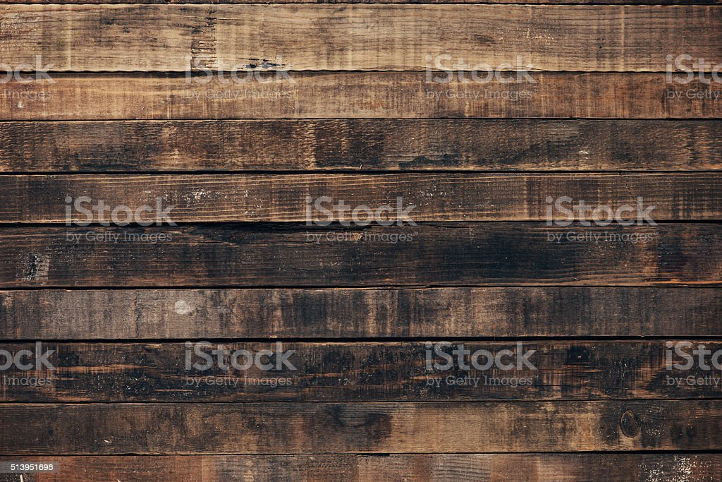 Vintage wood stock photo