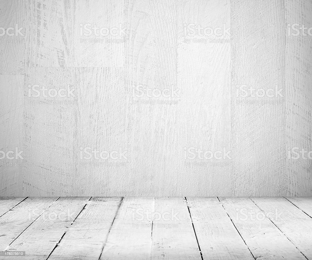 Vintage wooden plank background stock photo
