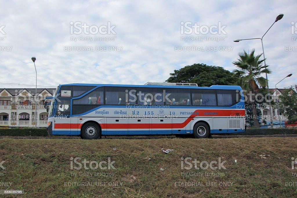 Vintour company bus No.155-10 stock photo