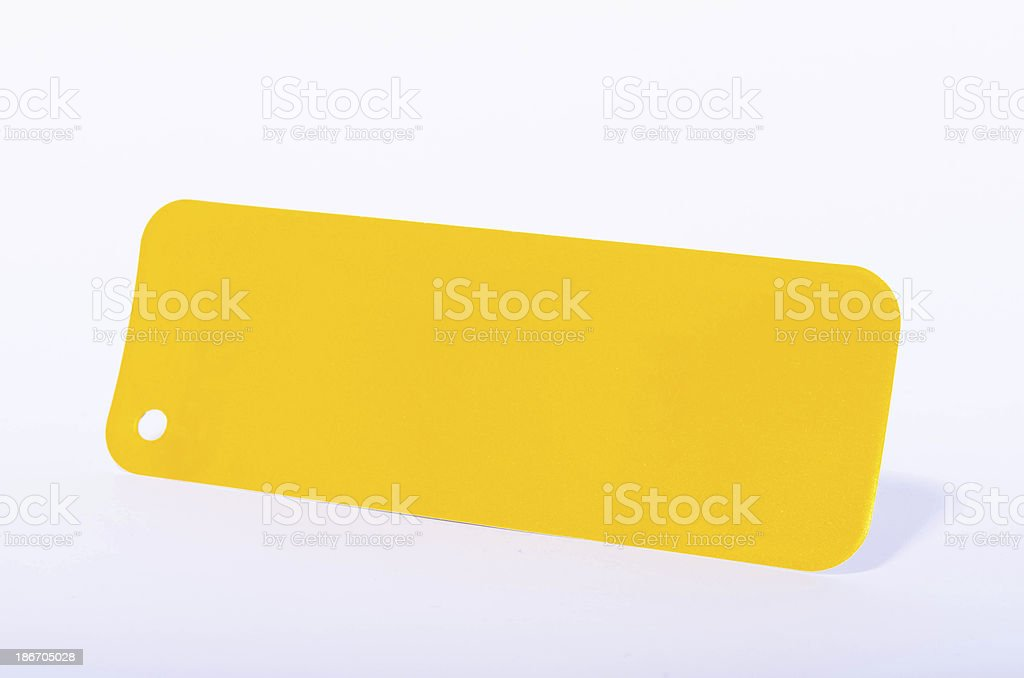 Vinyl car wrapping color chart stock photo