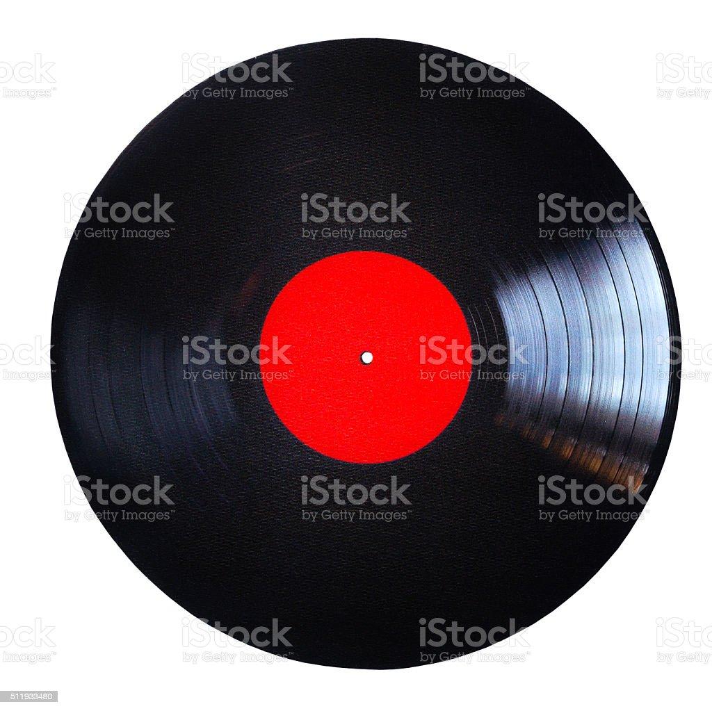Vinyl stock photo