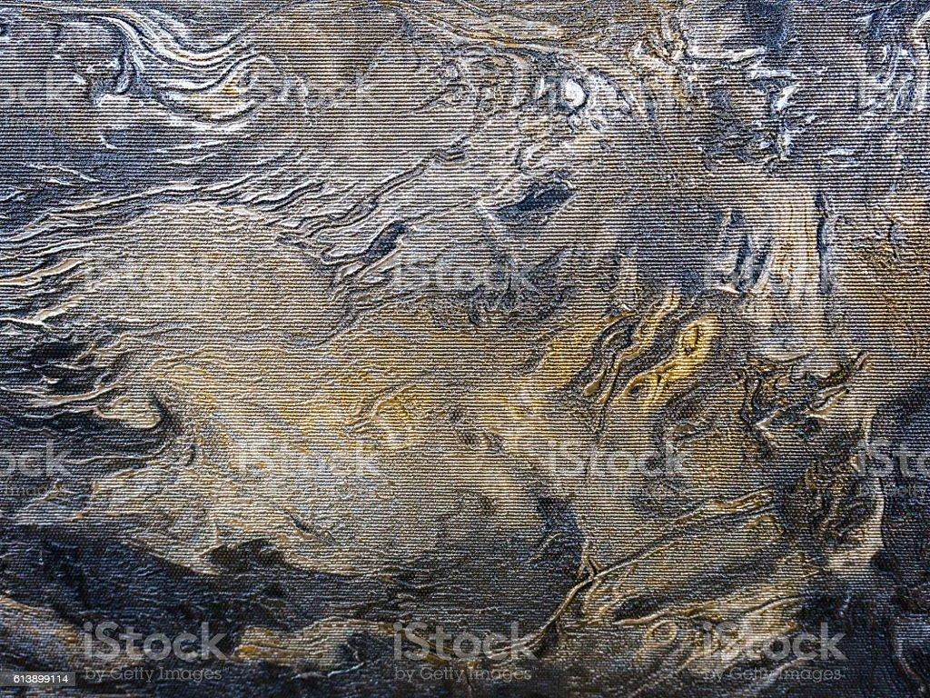 Vinyl wallpaper texture of marble gold streaks stock photo