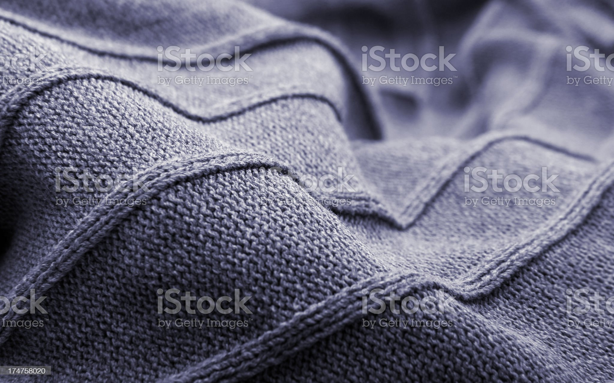 Violet and soft cashmere royalty-free stock photo