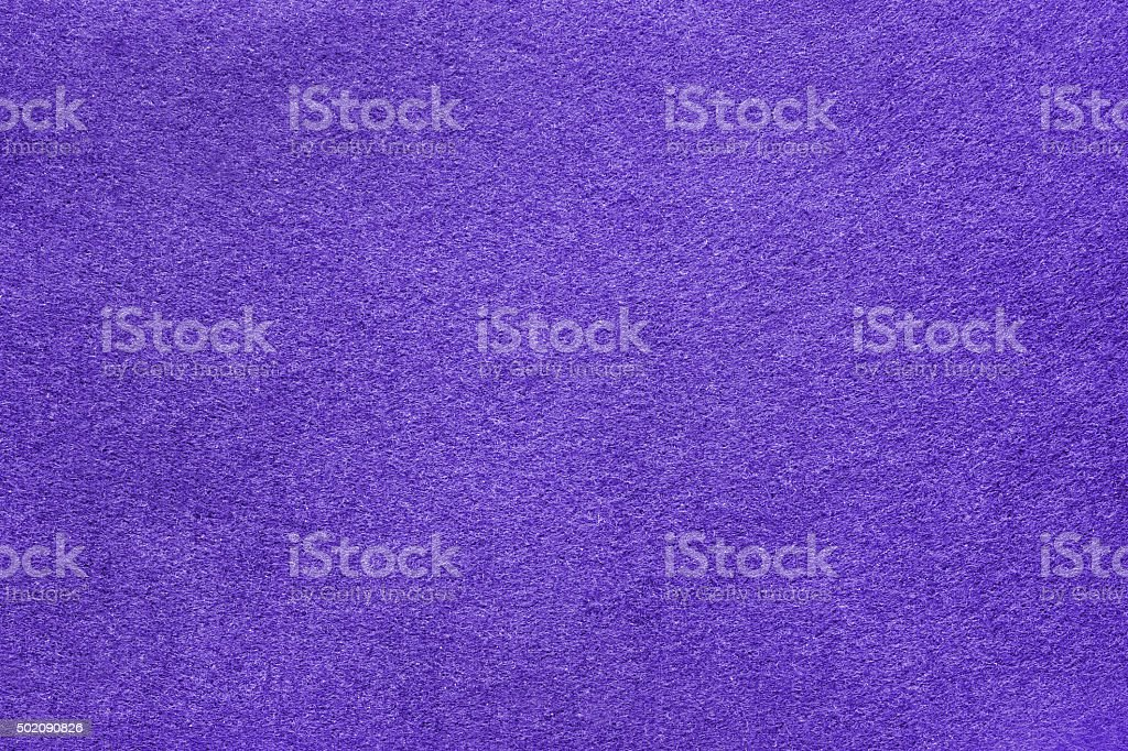 Violet felt background stock photo