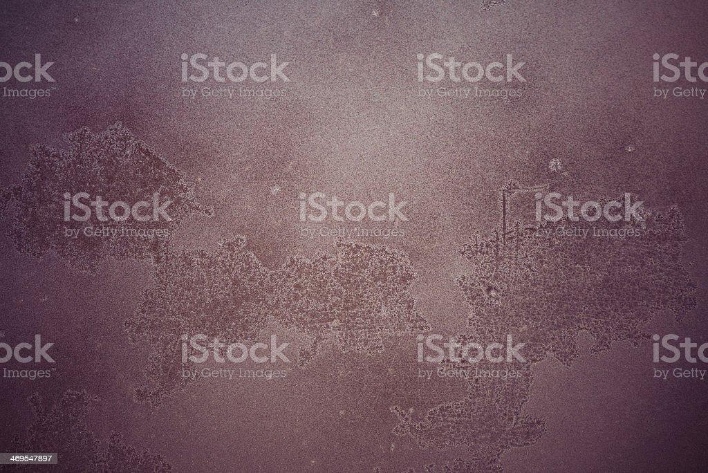 violet ice texture stock photo
