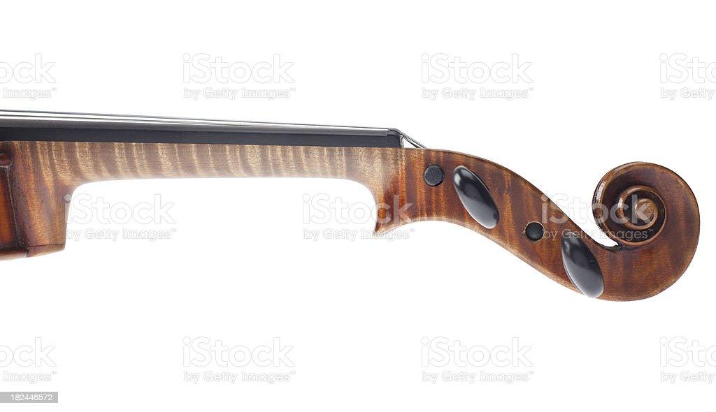 violin (XXL) royalty-free stock photo