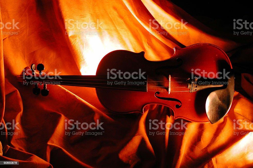 violin1 royalty-free stock photo