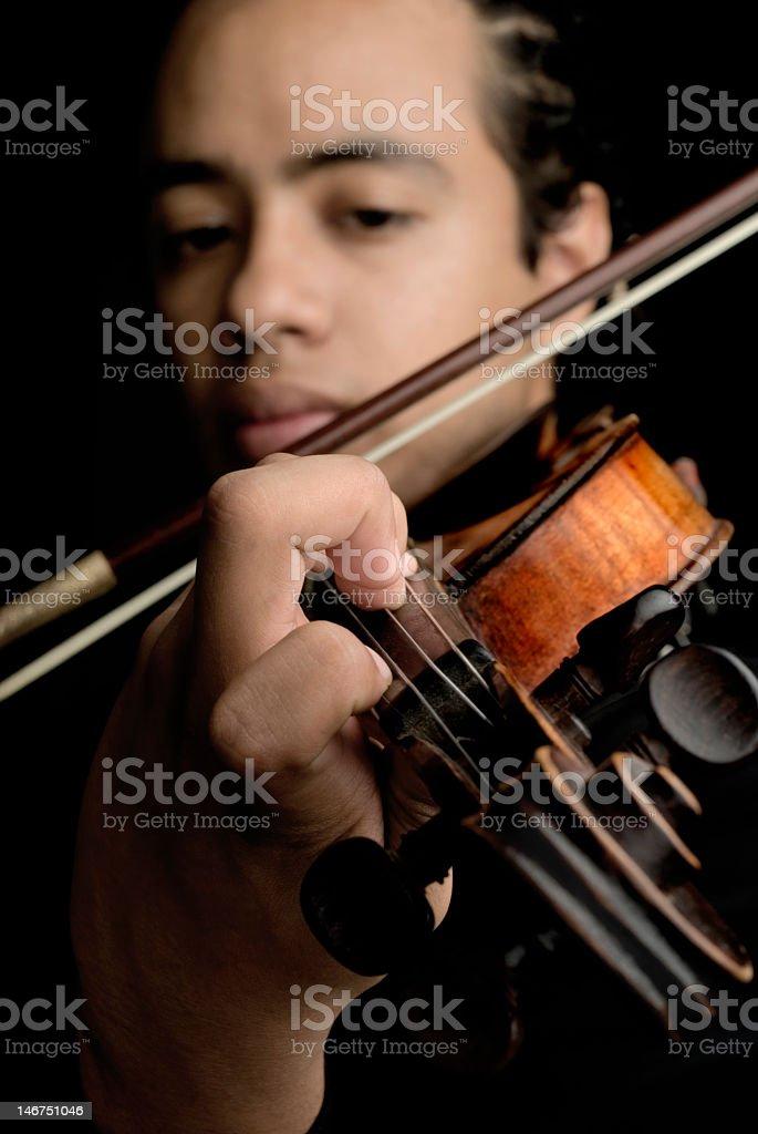 violinist1 stock photo