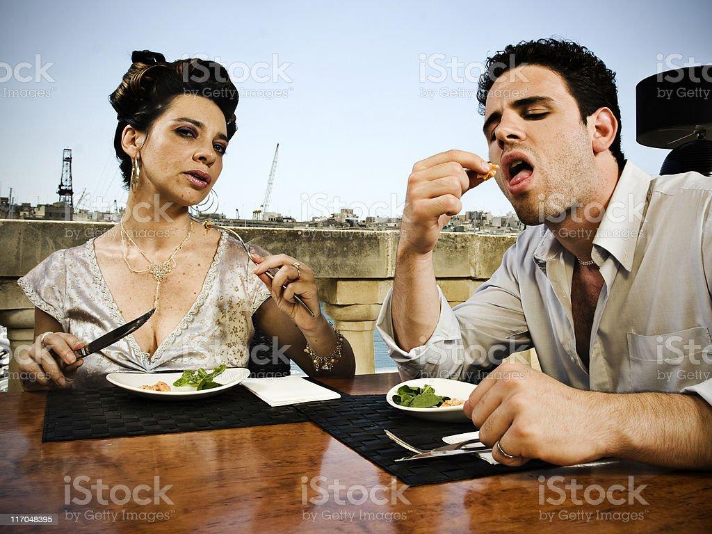 Vip nasty people stock photo