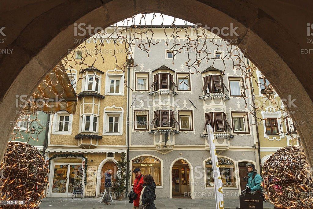 Vipiteno, Italy royalty-free stock photo