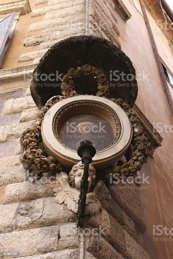 Virgin Mary royalty-free stock photo